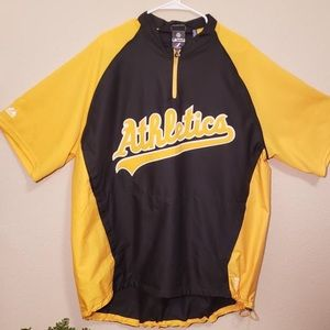 Majestic Authentic Oakland Athletics Jersey